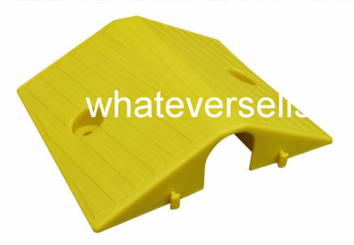 cables hosepipes cable or party tent GROUND BAR RAMP for pipe pipes