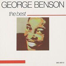 George Benson Best (1981; 11 tracks, A&M) [CD]