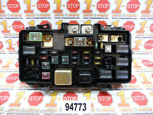 01 02 03 04 05 honda civic lx ex gx sedan engine fuse box 38250 s5a rh ebay com 03 Civic Rims 03 Civic Transmission