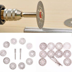 10Pc-Craftsman-Diamond-Cutting-Wheel-Blades-Discs-Cut-Off-Set-Dremel-Rotary-Tool