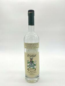 Willett Straight Rye Whiskey Small Batch - 3 year-  EMPTY BOTTLE