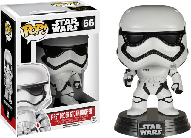 First Order Stormtrooper Episode VII The Force Awakens Pop! Vinyl Star Wars