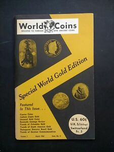 World Coins Volume Issue 3 March 1964 - Nottingham, United Kingdom - World Coins Volume Issue 3 March 1964 - Nottingham, United Kingdom