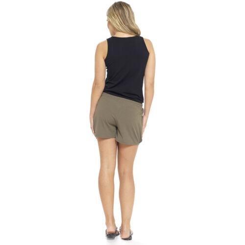 Octave Ladies Jersey Cotton Summer Beach Shorts