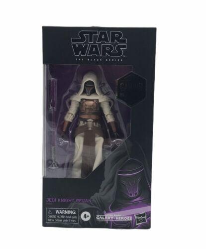 Jedi Knight Revan Galaxy of Heroes Exclusive environ 15.24 cm Star Wars The Black Series 6 In