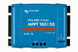 Victron-BlueSolar-MPPT-100-50-50-Amp-Solar-Charge-Controller