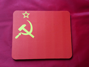 Details about USSR Soviet Union Communism Russia Meme Mouse Mat Pad PC &  Laptop Gaming Funny