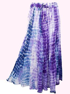 Purple Lace Medieval Style Skirt /& Top Size 16-18