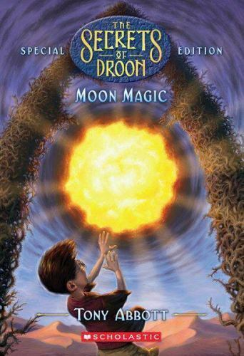 Moon Magic (The Secrets of Droon-ExLibrary