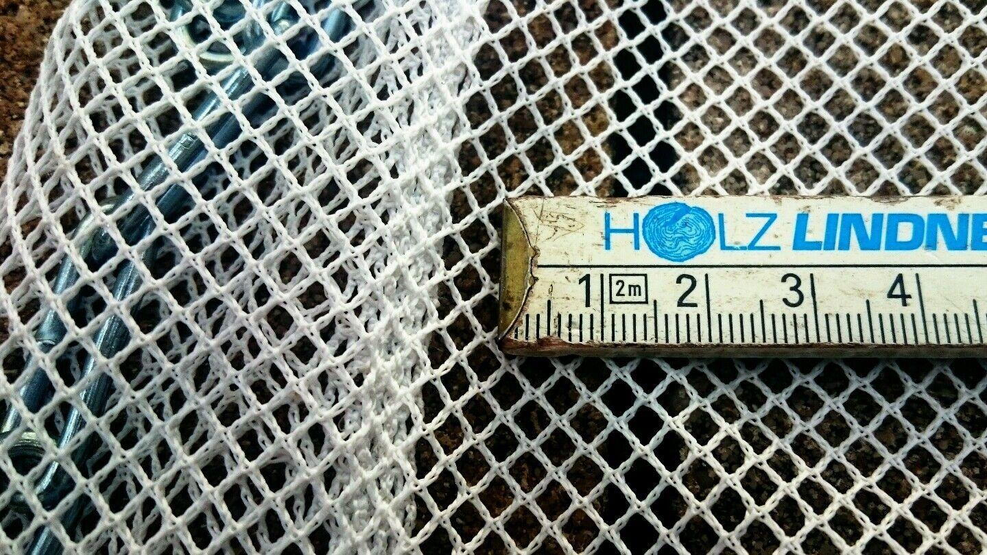 Zugnetz, Maschen 10m x 1,5m, 3 mm Maschen Zugnetz,  Schleppnetz,Trennnetz für Koi,Karpfen,Forelle 34743c