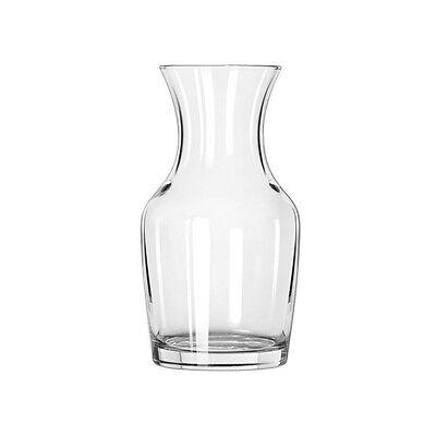 Libbey Single Serving Wine Carafe - 6 1/2 oz - Fancy Home Bar Pub Drink Pitcher