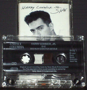 Details about Harry Connick Jr  She CASSETTE ALBUM Soul-Jazz Smooth Jazz  Columbia 4768164