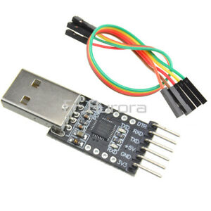 CP2102-USB-2-0-To-TTL-UART-Module-6Pin-Serial-Converter-STC-Replace-Ft232-Cable