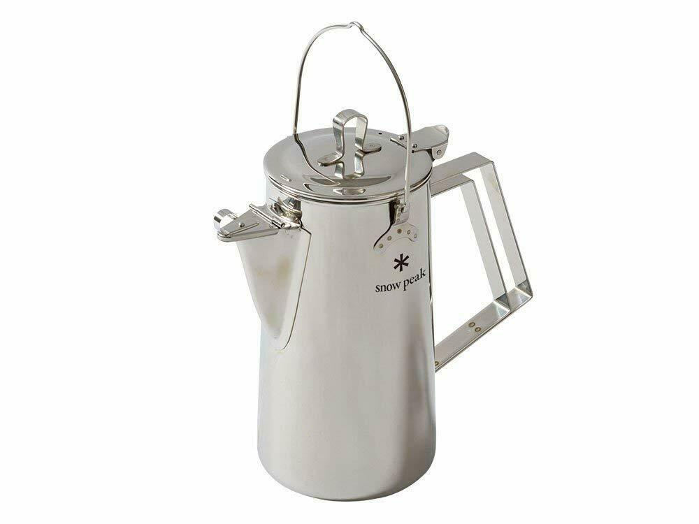Snow Peak snow peak classic kettle 1.8 CS-270 FROM JAPAN NEW w Tracking