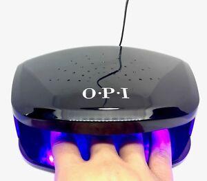 OPI-GS900-LED-Light-Gel-Lamp-AC-Adaptor-New-Without-Box-Hand-Sensored
