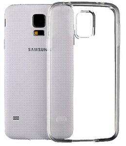 For-Samsung-Galaxy-S5-Case-Gel-Crystal-Clear-TPU-Silicone-Jelly