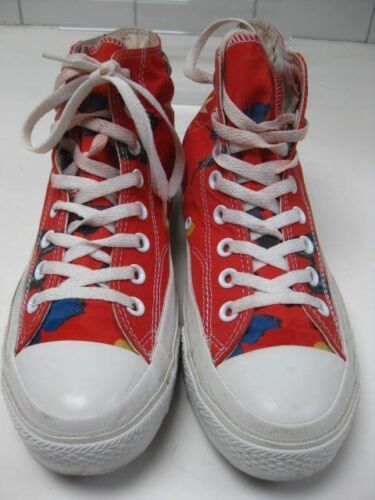 Edizione Red Star limitata Shoes Damien Butterfly Boots Hitops Hirst All Converse 6fA6wHxr