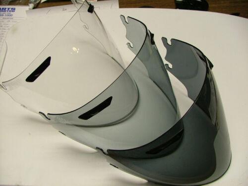 X-Tend Shields Open Face Visors ALL TINTS Arai Helmets XC XC-Ram