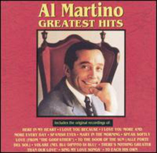 Al Martino - Greatest Hits [New CD] Manufactured On Demand