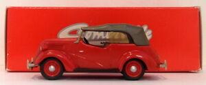 Somerville Models 1/43 Scale 117AK - Ford Anglia Tourer Built Kit - Red