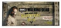 The Walking Dead Survival Box (topps 2016) on sale
