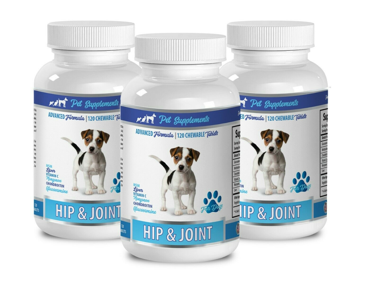 old dog joint  DOG HIP AND JOINT  dog joint treats 3B