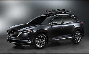 2016 2017 2018 2019 Mazda CX9 roof rack oem new!!! | eBay