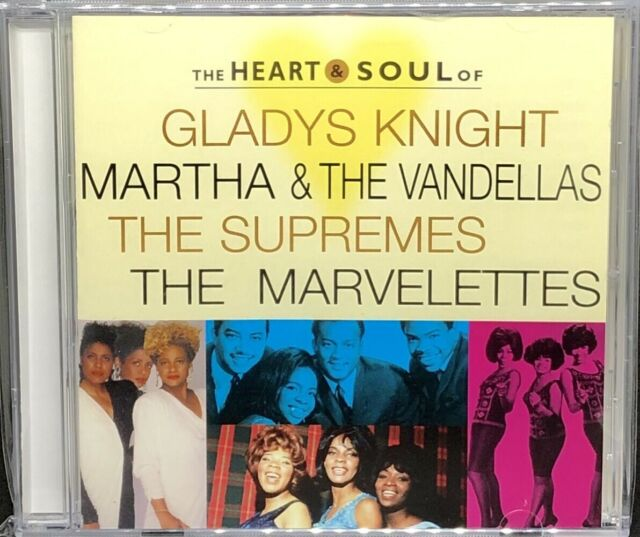 THE HEART & SOUL OF - VARIOUS ARTISTS, CD ALBUM, (1997).