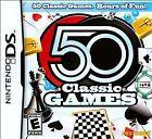 50 Classic Games (Nintendo DS, 2009)