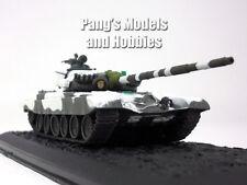 T-72 Russian Main Battle Tank 1/72 Scale Die-cast Model by Altaya