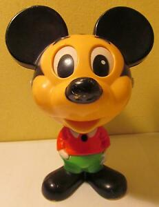 1976-Talking-Mickey-Mouse-Pull-String-Toy-Mattel-Working