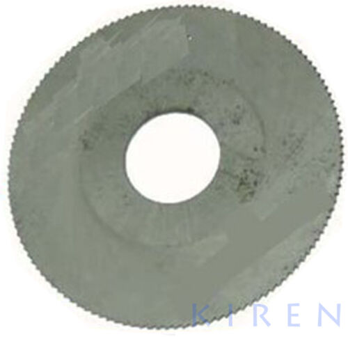 "2/"" Dia .043/"" Wide 1//2/"" Hole 110 Teeth Circular Slotting Saw Blade High Speed"