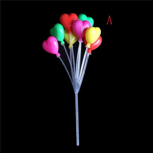 Dollhouse miniature 1:12salon en plastique multicolore jouet à cordes ballon HQ