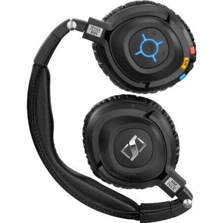trådløse hovedtelefoner, Sennheiser, MM550-x Travel