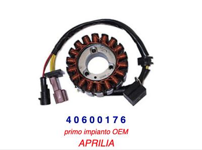 Attivo 40600176 Statore Aprilia Scarabeo Light 125 Ie 09-12