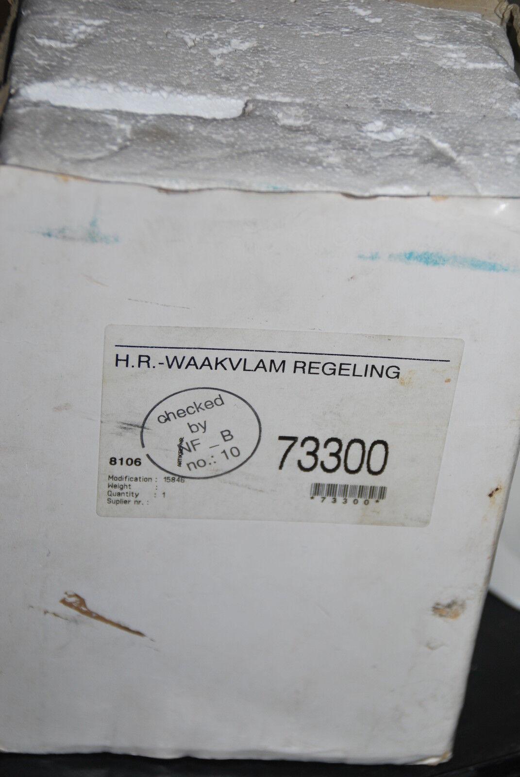 BOSCH NEFIT 73300 BRENNERAUTOMAT WAAKVLAMREGELING FC2000HR REGELUNG REGLER NEU