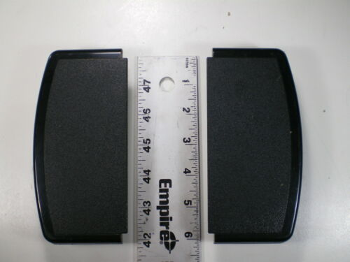 Landice L7 L8 Treadmill  Display Console Black End Cap set L/&R