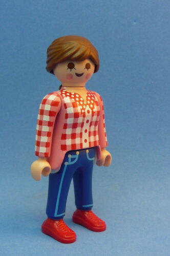 Playmobil J-54 Woman Figure City Life Country School Holiday dollhouse