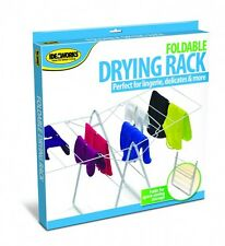Foldable Drying Rack Laundry Folding Hanger Dry Dryer Storage Clothes Ideaworks