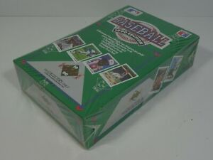 1990-Edition-Upper-Deck-MLB-Baseball-Sealed-Hobby-Box-of-Trading-Cards