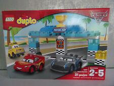 Lego duplo 10857 Piston Cup Race - Disney Pixar Cars 3 - Neu & unbespielt