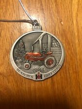 International Harvester 2018 Limited Edition IH Farmall Cub Holiday Ornament
