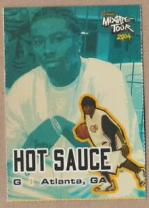 Details about HOT SAUCE 2004 Beckett PROMO RC And1 Mixtape Tour Streetball  #2 Philip Champion
