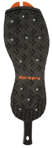 SIZE 13 KORKERS OMNITRAX V3.0 STUDDED KLING-ON RUBBER SPARE REPLACEMENT SOLES