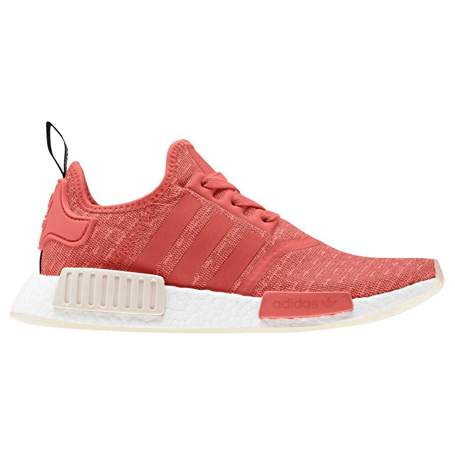 NWB Adidas Originals NMD R1 Donna Trace Scarlet/Trace Scarlet/White CQ2014 10