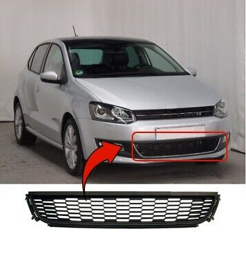 RIGHT  BUMPER GRILLE VW POLO V 2009