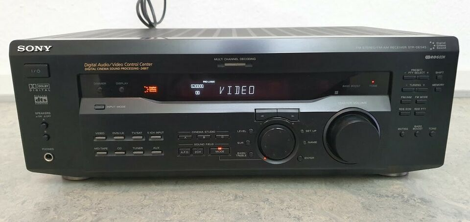 5.1 højttalersæt, Sony, STR-DE545