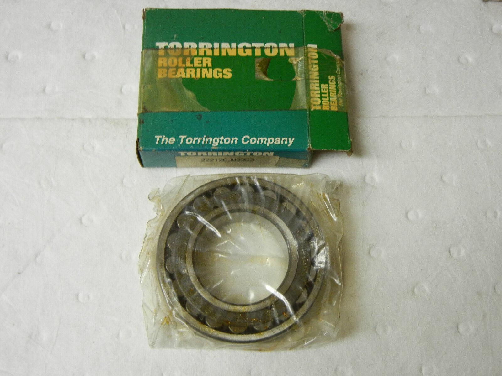 22308VJW33 Torrington New Spherical Roller Bearing