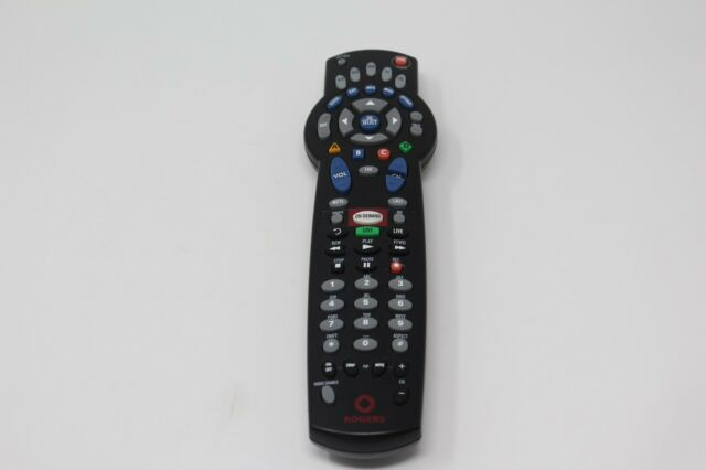 Rogers Smart TV Remote 1056B03 - KB1