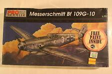 Germany Messerschmitt Bf 109G Gustav, 1/72 ProModeler kit 85-5940 Airplane Model